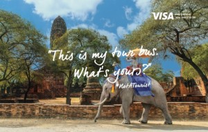 Visa's #NotATourist Campaign Unleashes the Imagination of travellers to Africa