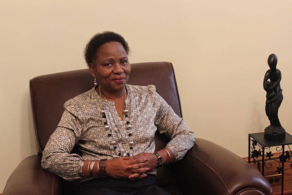 Ambassador Amelia Matos Sumbana