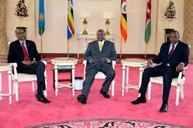 Kenya's Uhuru Kenyatta.Photo credit Observer.UG