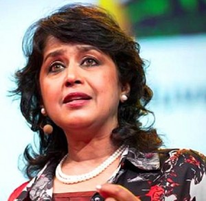 The newly appointed President of Mauritius, HE Dr Ameenah Gurib-Fakim