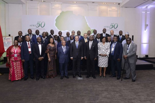 Africa50 has held its first constitutive General Assembly this Wednesday 29 July 2015 in Casablanca