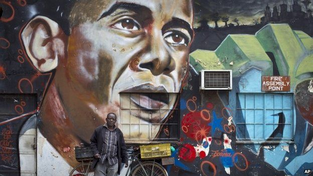 President Obama is staking his reputation in Africa on long-term trade and leadership projects