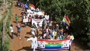 Gay rights campaigners in Africa wants to see homosexuality decriminalised across the continent