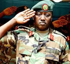 General Karenzi Karake