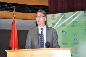 World Bank (WB) Vice-President for Development Finance, Joachim] Von Amsberg