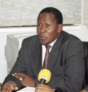 Dr. Salif Sada Sall, Head of African Union South African Regional Office