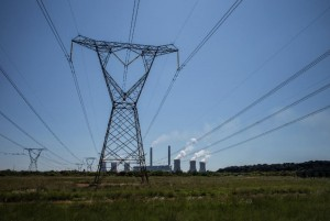 South Africa's ruling ANC denies US charges it took improper payments from Hitachi linked to power station construction projects (AFP Photo/Marco Longari)