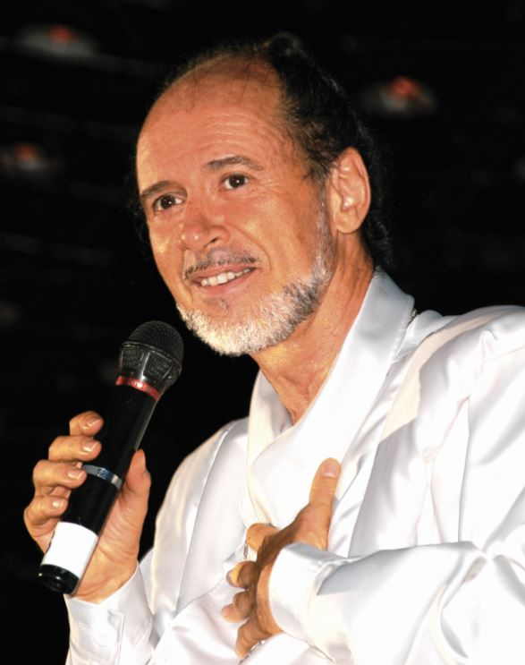 Rael, spiritual leader of the International Raelian Movement
