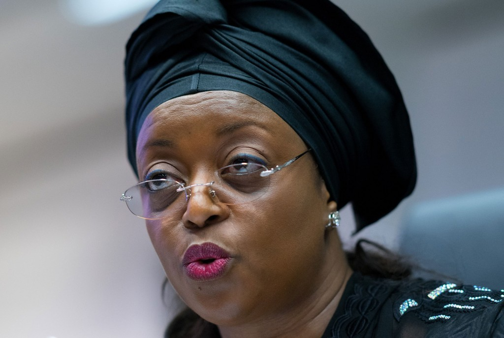 Diezani Alison-Madueke Photographer: Joe Klamar/AFP via Getty Images