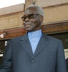 Benin's former President Mathieu Kérékou