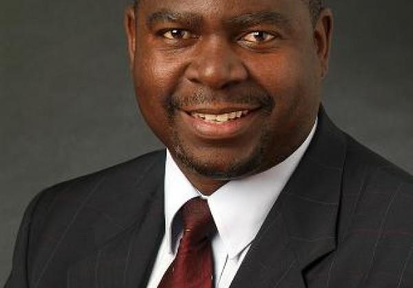 Mr. Douglas Mboweni, Econet Wireless Zimbabwe Chief Executive Officer