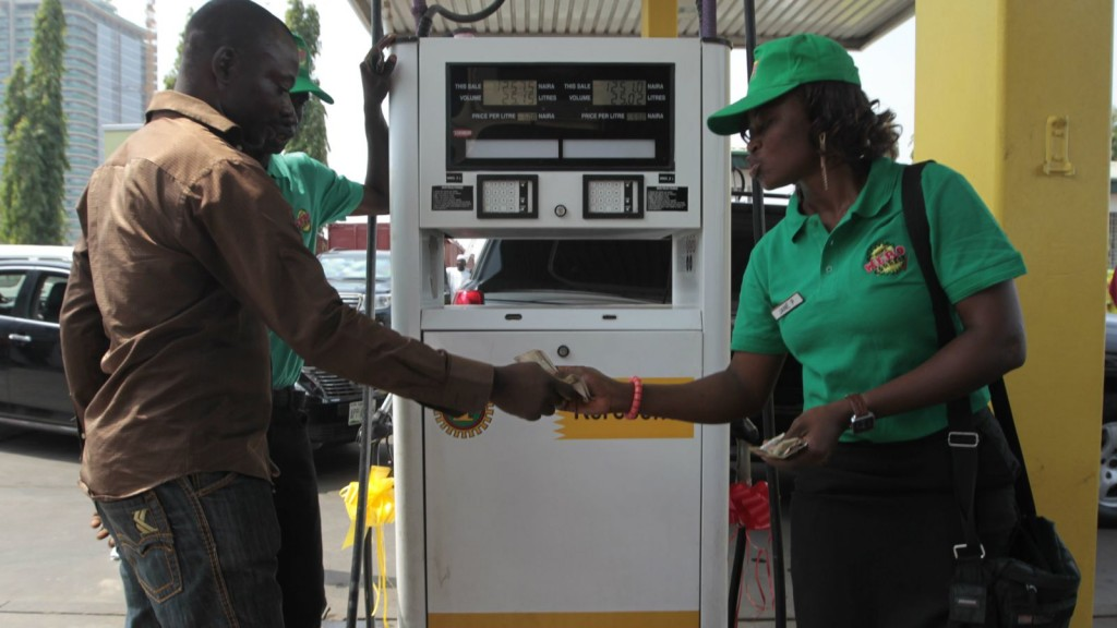 NNPC has managed to cut on once common fuel shortages(Reuters/ Afolabi Sotunde)