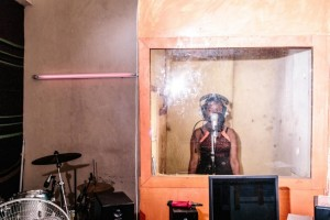 Ten years ago, four brothers in a refugee camp came up with the idea of starting a recording studio. After one of them won an American Idol-like competition, they used the winnings to set up the Maisha Soul studio in Goma. Natalie Keyssar
