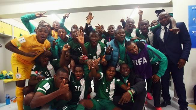 Defending champions Nigeria and impressive outsiders Mali overcame Mexico and Belgium respectively in semi-finals of Fifa Under-17 World Cup