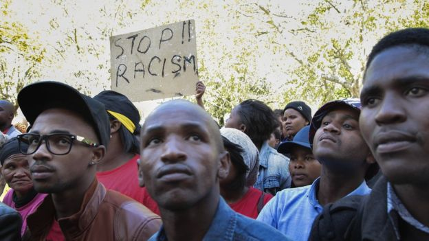 Open Stellenbosch has campaigned for the university to change its language policy