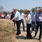 BRAZILIAN FARMERS TOUR ZAMBIAN AGRIBUSINESS GIANT