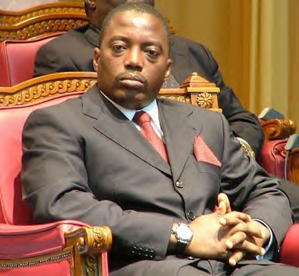 running or not running?despite term limits in constitution, President Kabila has not made his intentions known