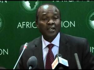 H.E Mr. Erastus Mwencha