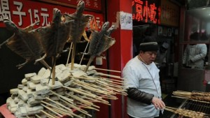 You can see the same entrepreneurial spirit in street hawkers in Beijing and Lagos