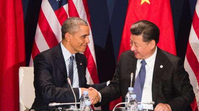 Both President Barack Obama and President Xi Jinping have made trips to Africa this year