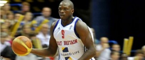 Luol Deng has scored 900 points for GB since making his debut in 2007
