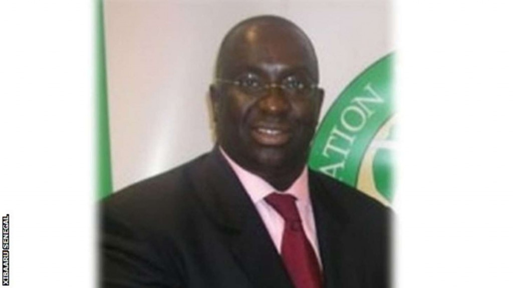 Papa Diack is a former IAAF marketing consultant
