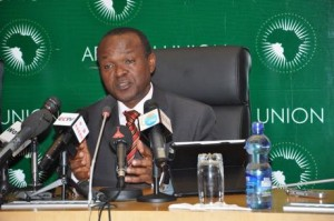Mr Erastus Mwencha: Deputy Chairperson of the African Union Commission