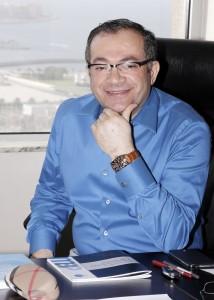 Dr. Ashraf Allam,Regional Vice President,Mundipharma Middle East & Africa