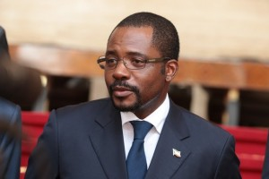 Minister of Mines, Industry and Energy H.E. Gabriel Mbaga Obiang Lima