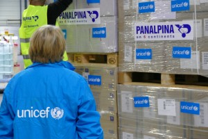 Panalpina flies UNICEF relief to Burundi