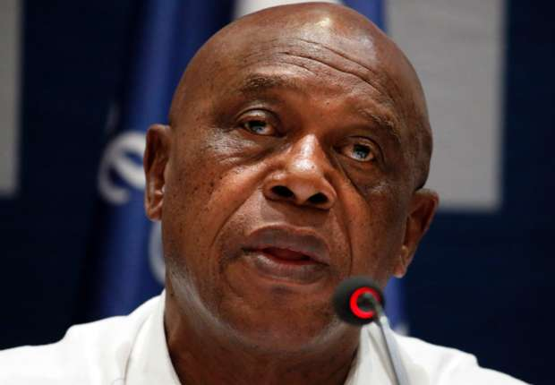 FIFA presidential candidate Tokyo Sexwale