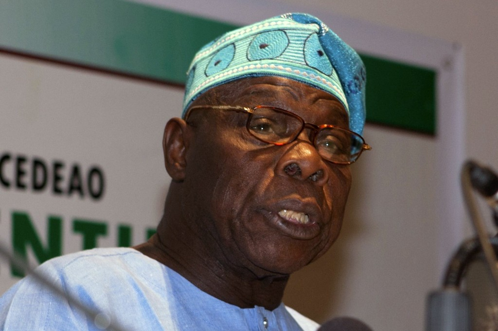 Biafra Protests a 'Cry for Attention,' Says Former Nigerian President Obasanjo
