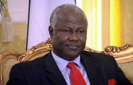 President Ernest Koroma