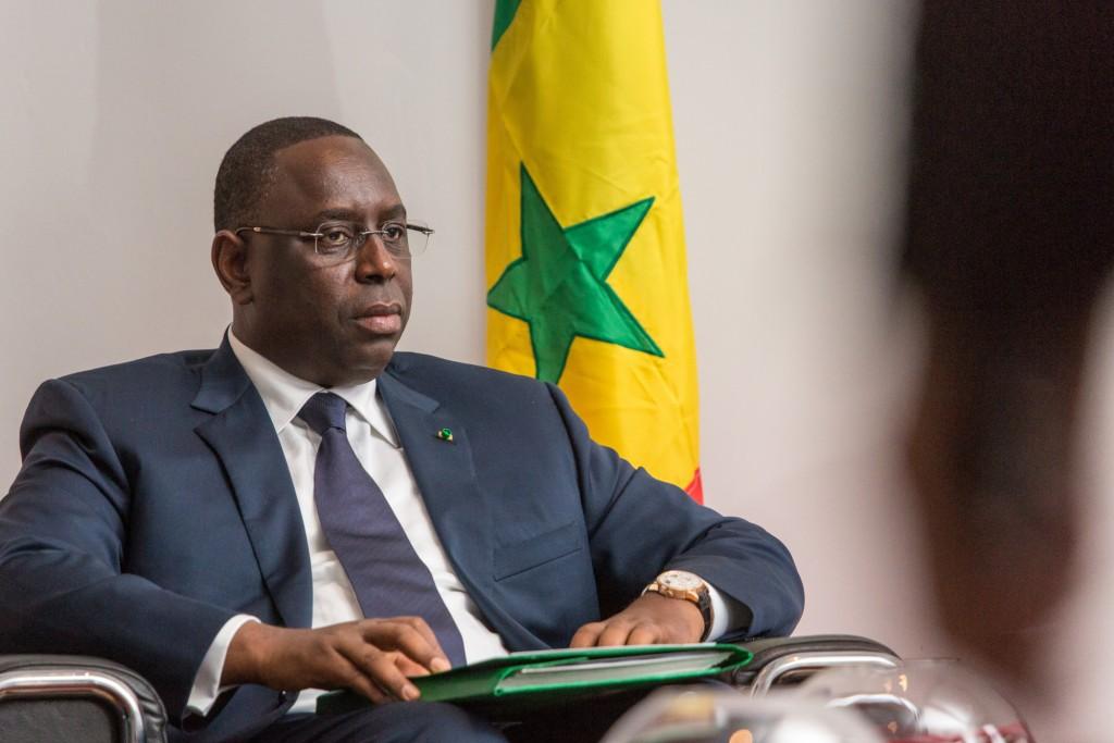 Macky Sall of Senegal
