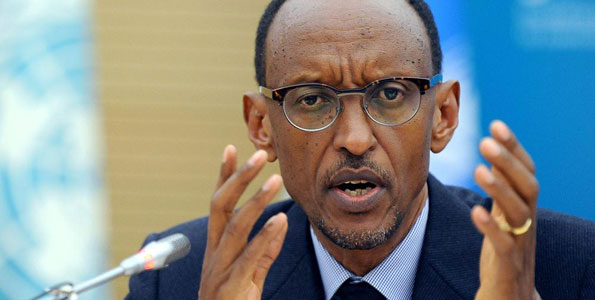 Rwandan President Paul Kagame. PHOTO   FILE