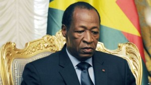 Blaise Compaore has been in exile in Ivory Coast since his overthrow in October 2014