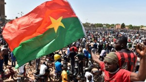 Mr Compaore's downfall was greeted with celebrations among many Burkinabe