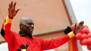 Jose Eduardo dos Santos is one of Africa's longest-serving leaders