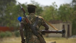 South Sudan's army has been accused of suffocating more than 60 people