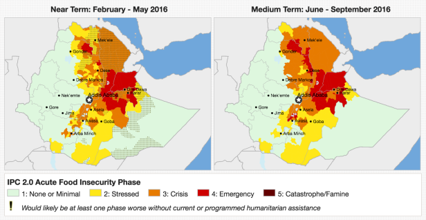 "When nongovernmental organizations began sounding the alarm about a failing rainy season last summer, USAID began activating those ""emergency modifier"" resources. The agency deployed some emergency response personnel in the fall and increased the planned size of its Ethiopia portfolio."