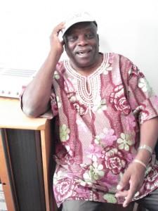 Professor James Kariuki