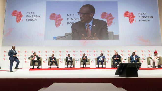 The Next Einstein Forum was held in Senegal last month