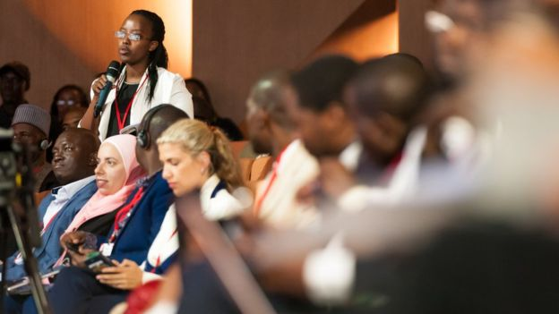 "NEF's March 2016 ""Global Gathering"" made the case for science investment in Africa"