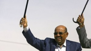 The president said that evidence of popularity in Sudan could clearly be seen the huge crowds that greeted him everywhere