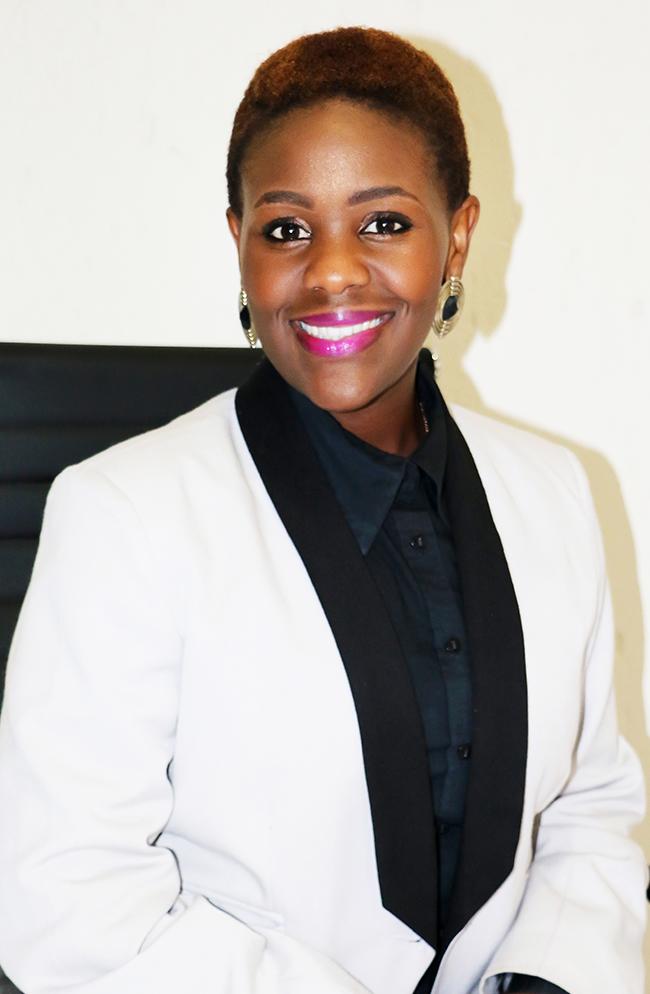 Tiyani Majoko, Executive Director of Imani