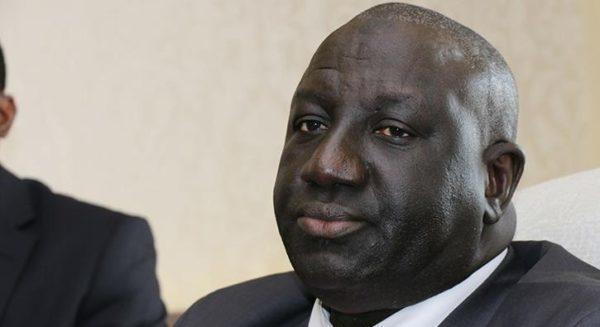 Security Adviser to the President Momodou Badjie