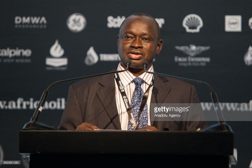 Fafa Sanyang Energy Minister