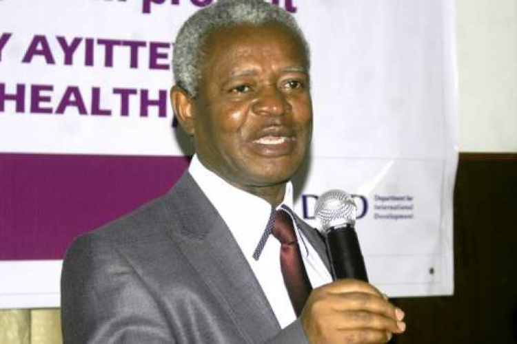 Chief Executive Officer (CEO) of the Mental Health Authority Dr Akwas Osei