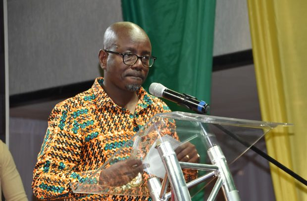 Akwasi Agyemang, Chief Executive Officer of GTA