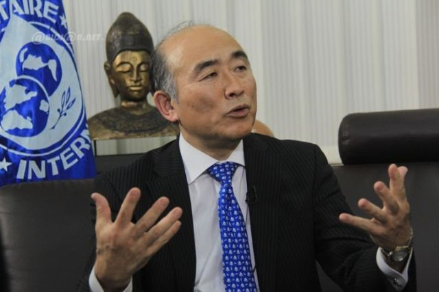 Mitsuhiro Furusawa, IMF Deputy Managing Director and acting Chair